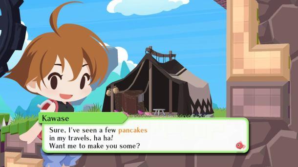 Umihara Kawase Fresh! | Pancake