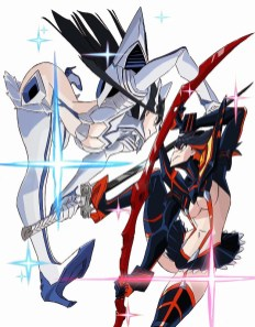 KILL la KILL - IF - Art