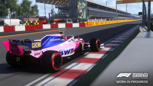 F1 2019 | Racing