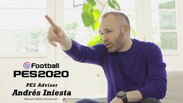 eFootball PES 2020 | Iniesta