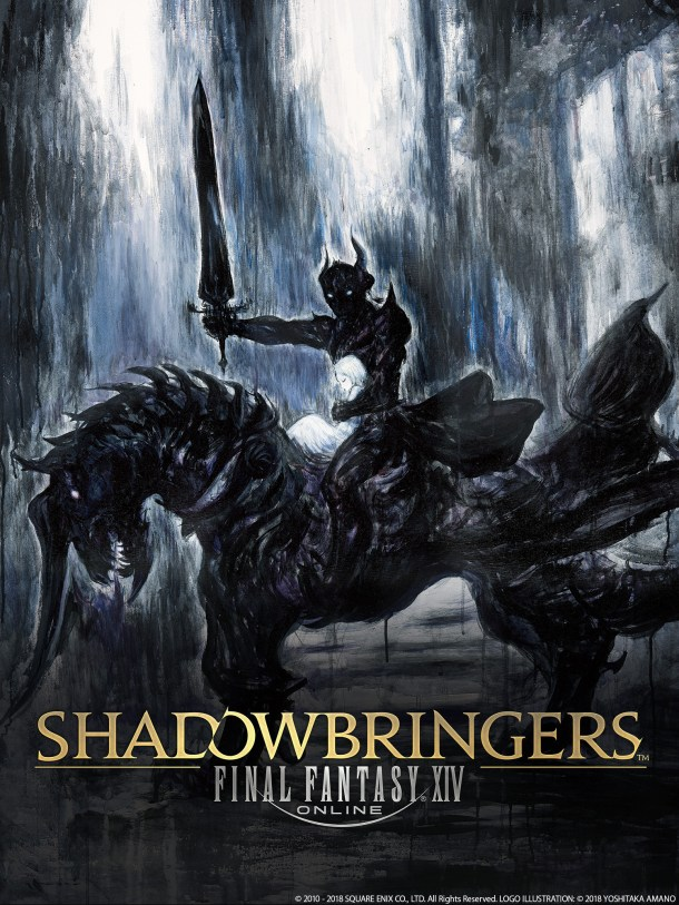 Shadowbringers Cover Art