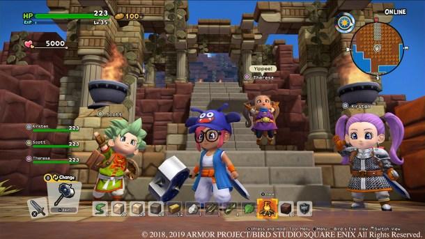 Nintendo Download | Dragon Quest Builders 2