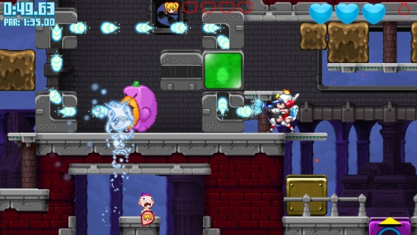 Nintendo Download | Mighty Switch Force! Collection