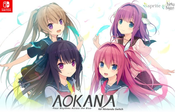 AOKANA | Nintendo Switch