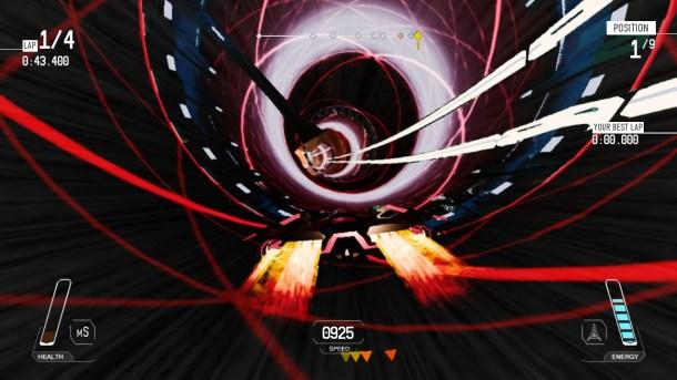 Redout | Full tube track