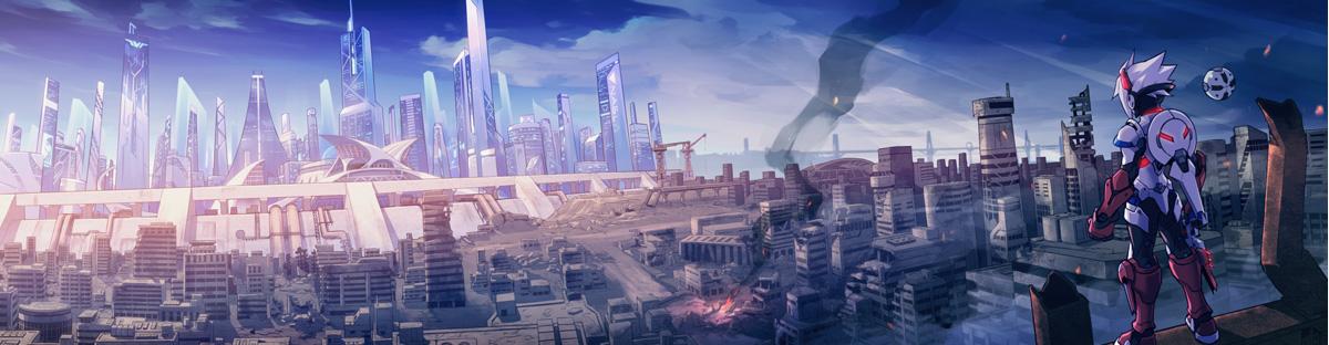 Lumionous Avenger iX | Art