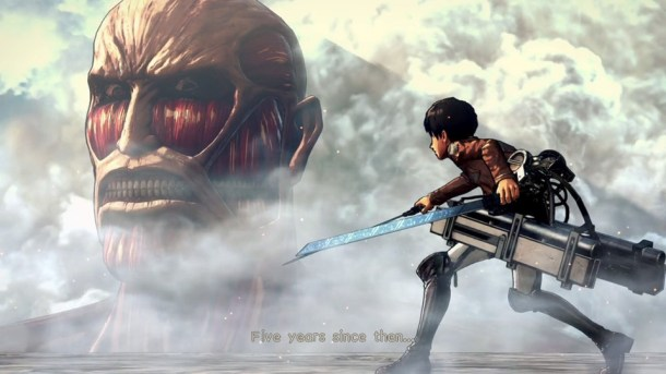 Attack on Titan 2 Final Battle | Titan
