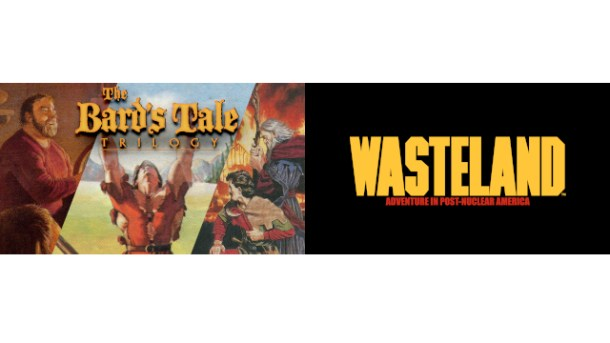 oprainfall | Bard's Tale Trilogy & Wasteland Remasters