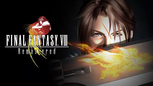 Final Fantasy VIII Remastered | Title