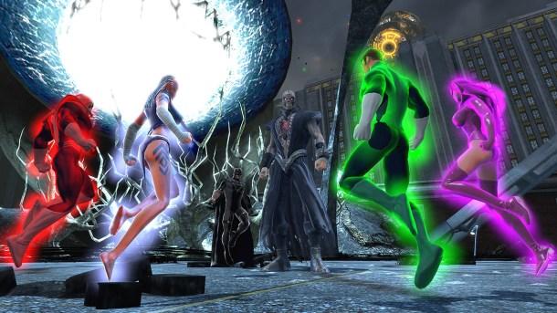 Nintendo Download | DC Universe Online