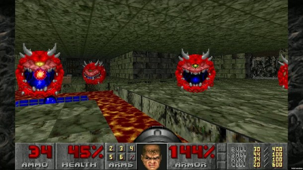 Nintendo Download | DOOM 1993