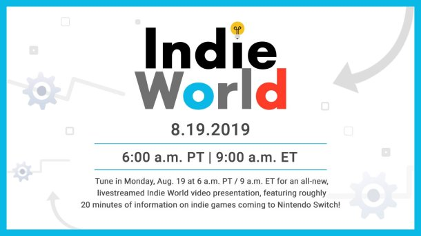 Nintendo | Indie World Showcase