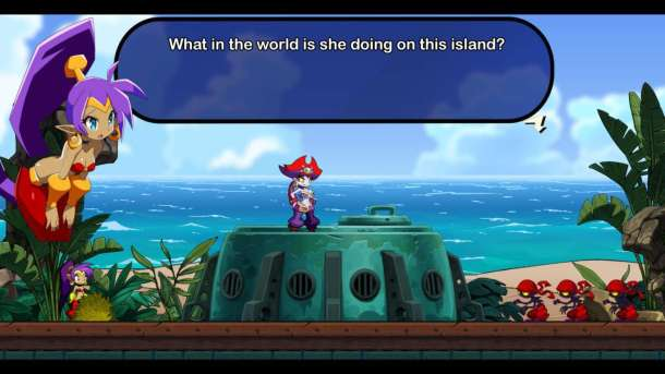 Shantae and the Seven Sirens | Risky