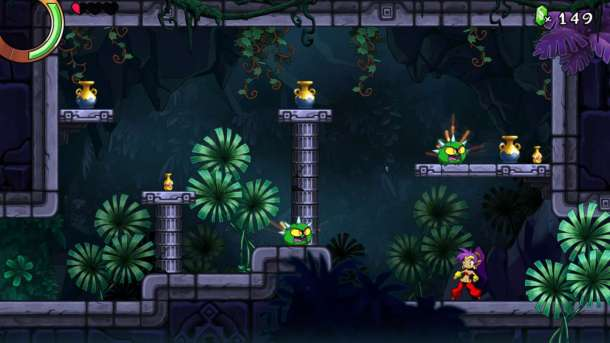 Shantae and the Seven Sirens | Pointy