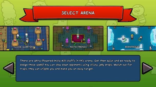Super Cane Magic ZERO | Minigame Selection