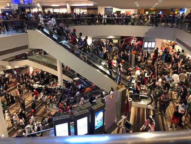 Dragon Con | Crowd