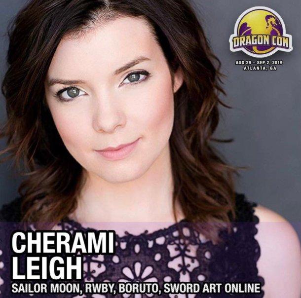 Cherami Leigh | Dragon Con