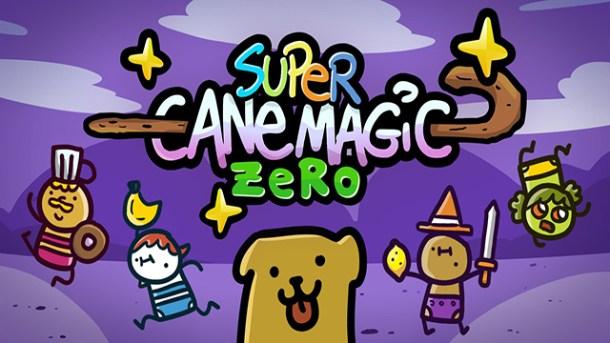 Super Cane Magic ZERO | Logo