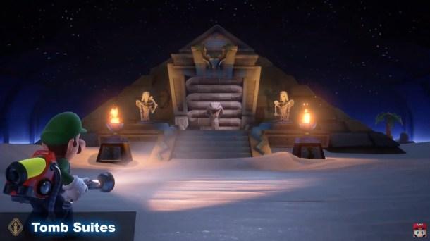 Luigi's Mansion 3 | Tomb Suites