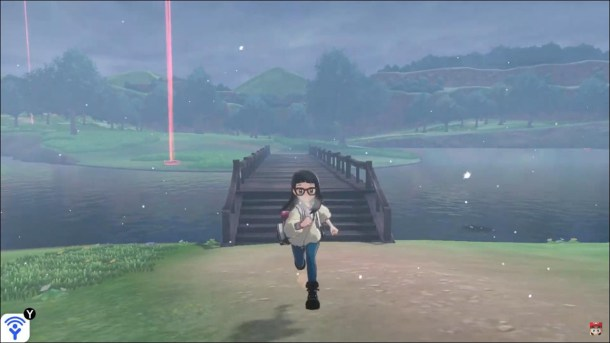 Pokemon Sword and Shield   Character Customization