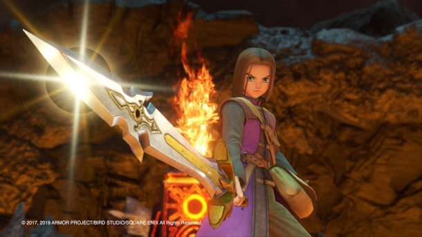 Nintendo Download | DRAGON QUEST XI S
