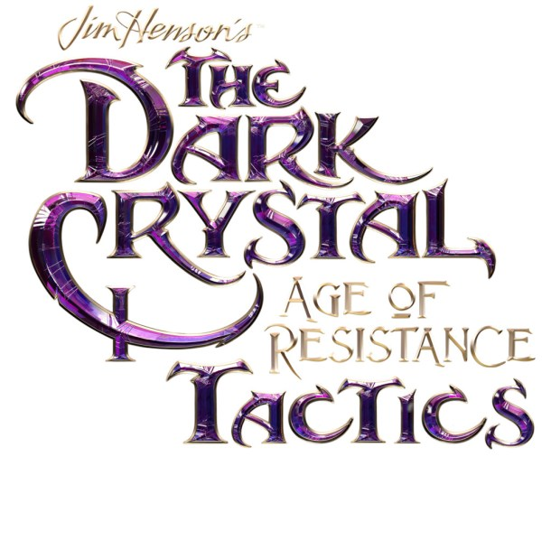 The Dark Crystal: Age of Resistance Tactics | large logo