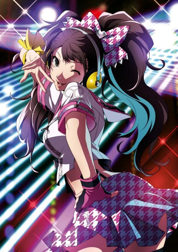 Anime NYC 2019 | Rie Kugimiya (Rise Kujikawa)
