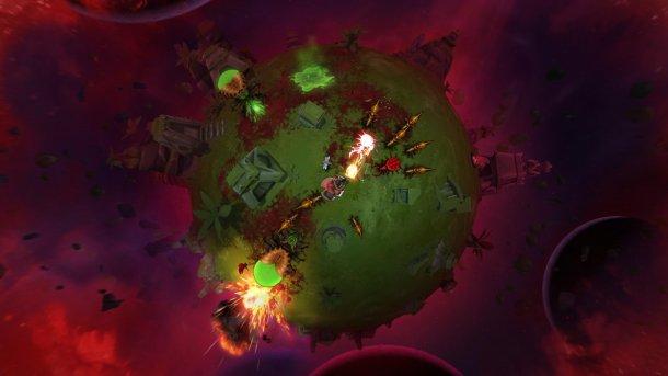 Battle Planet | Bugs