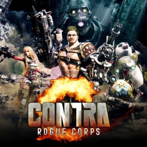 Contra Rouge Corps Cover Art