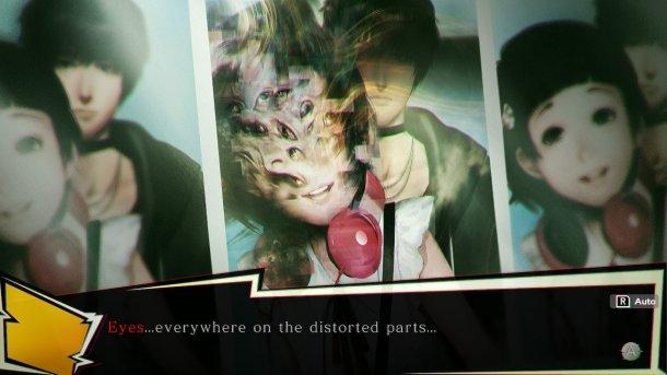Spirit Hunter: NG | Creepy Photo