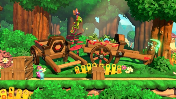 Nintendo Download | Yooka-Laylee and the Impossible Lair