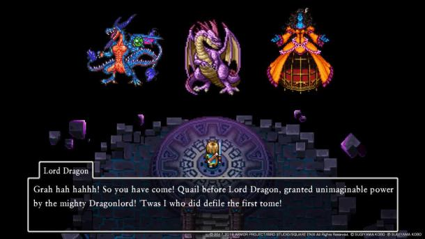 Dragon Quest XI S | New Bosses