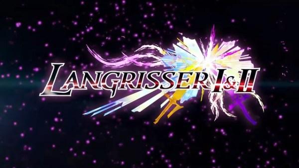 Langrisser I & II | Logo
