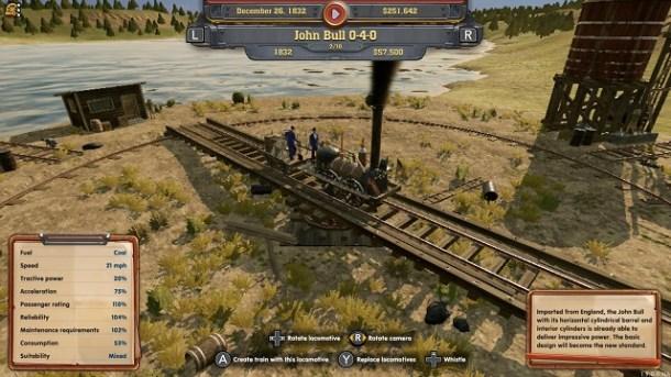 Railway Empire Screen