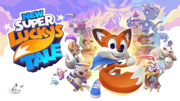 oprainfall | New Super Lucky's Tale