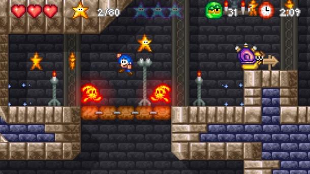 Nintendo Download | Bloo Kid 2