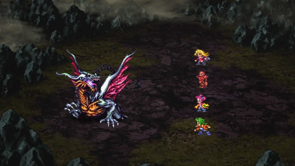 Nintendo Download | Romancing SaGa 3