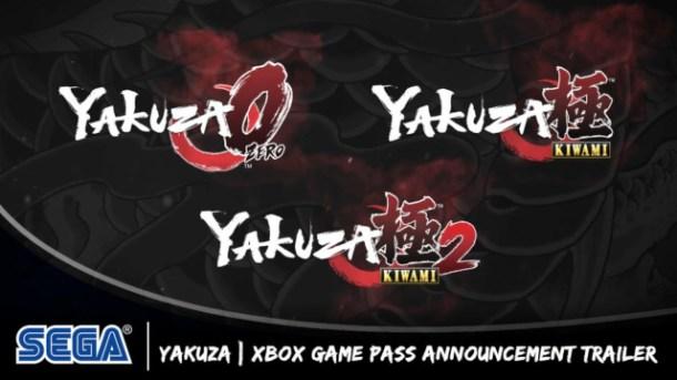 oprainfall | Yakuza