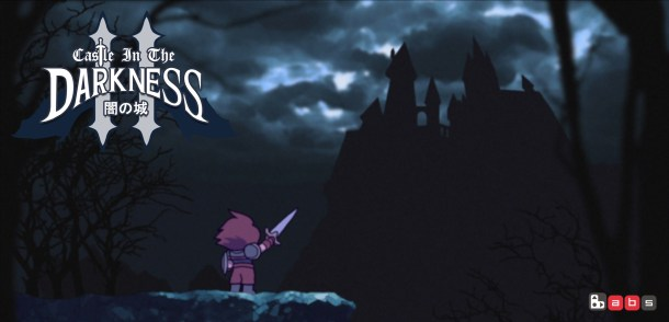 Castle in the Darkness 2 | Key Art