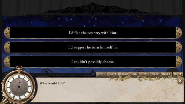 London Detective Mysteria | One of many decisions to make