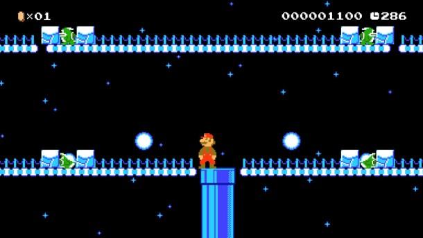 Making It Rainfall | Mario's Ice Climb 2