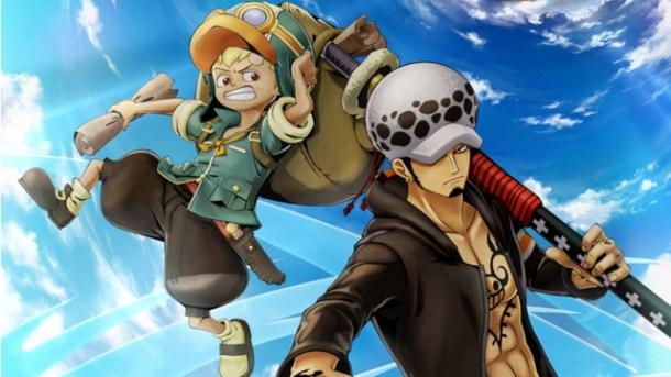 oprainfall   One Piece World Seeker DLC 3