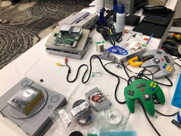 AGDQ 2020 Console Repair