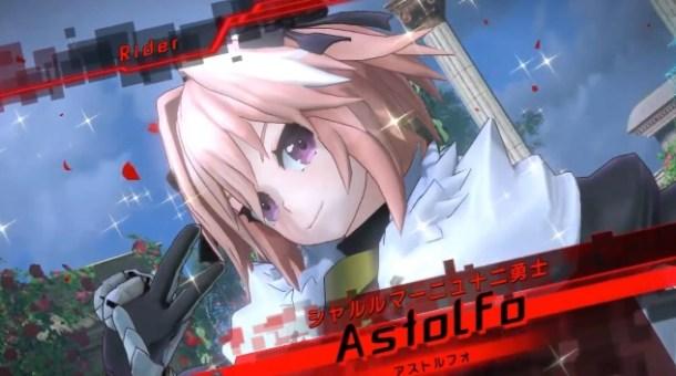 Fate/EXTELL LINK | Astolfo Splash Entrance