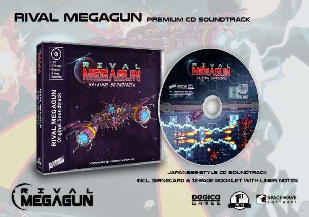 Rival Megagun   CD