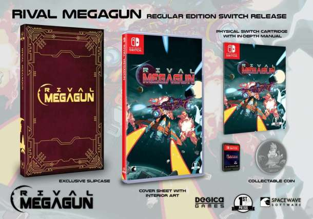 Rival Megagun | Switch Collection
