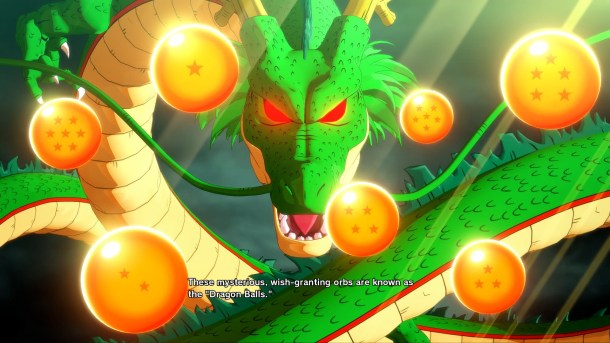 Dragon Ball Z: Kakarot | Shenron