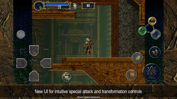 Castlevania SOTN | Controls