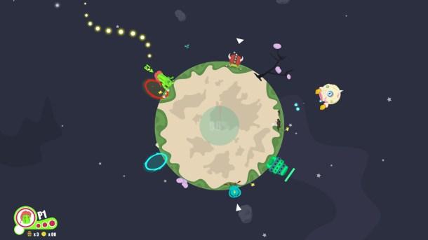 Cosmic Defenders | Release 3