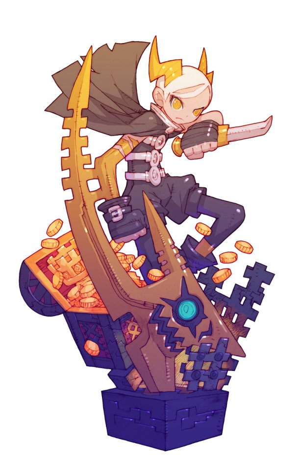 Dragon Marked for Death   The Bandit